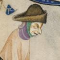 A medieval English serf